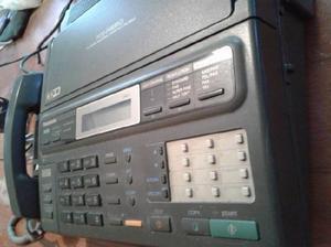 """VENDO TELEFONO/FAX """"PANASONIC"""" KX-F230, CON ROLLO Y"""