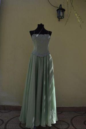 Hermoso vestido de fiesta!