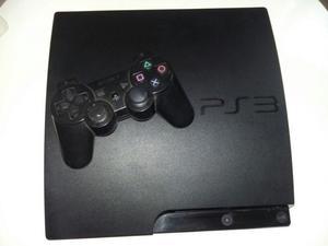PS3 muy poco uso perfecto estado