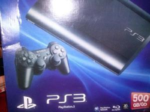 PlayStation 3 Sony con 8 juegos originales