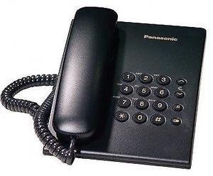 TELEFONO FIJO PANASONIC - COMO NUEVO..!