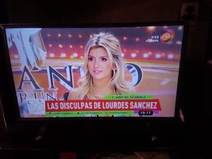 TV LED 32 PULGADAS NOBLEX FULL HD EN IMPECABLE ESTADO Y