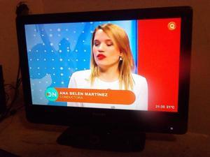 "Televisor LCD Philips 22"", control, hdmi, vga, es monitor y"