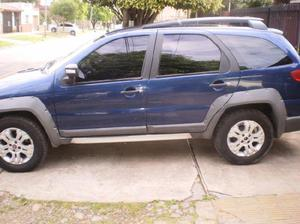 Vendo Fiat Palio Adventure Locked 2009 única dueña, FULL