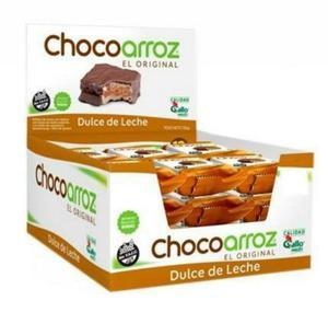 ALFAJORES CHOCOARROZ - OBLEAS GALLO Y CHOCOBAR - BIZCOCHOS