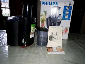 Vendo Philips juicer Impecable