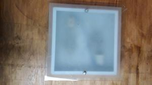 Vendo Plafon de vidrio para techo como nuevo