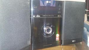 Vendo sistema de audio LG