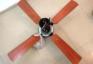 ventilador de techo con 3 luces