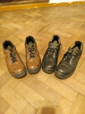 2 x 1 zapatos de seguridad