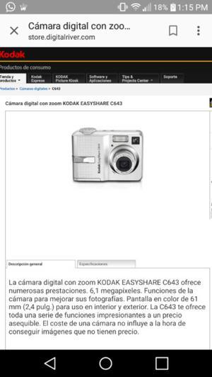 Kodak EasyShare C646