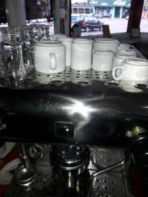 Maquina de café para negocio