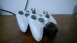 Nyko Base De Carga 360 S + 2 Baterias Para Xbox 360
