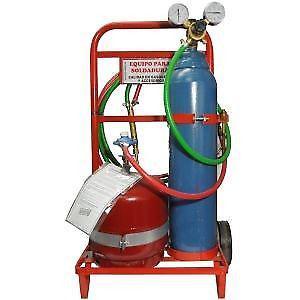 Oxigas Kit Soldador Oxi/Gas 3 Kg x 1 M3 Certificado PRO