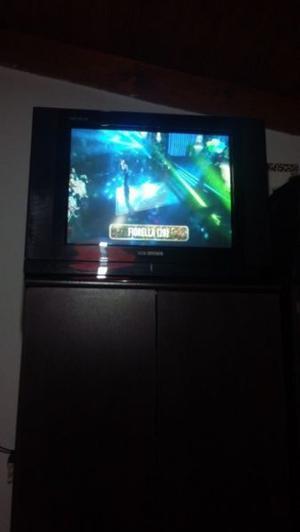 VENDO O PERMUTO POR SMARTPHONE TV KEN BROWN 21 PULGADAS