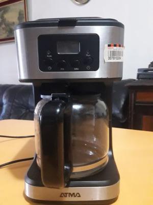 Vendo cafetera ATMA programable