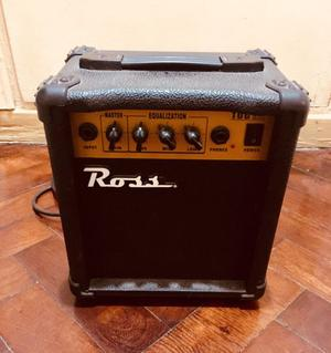 Amplificador ROSS para guitarra