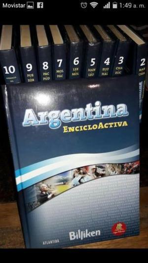 Enciclopedia de historia argentina