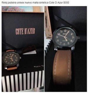 Reloj Pulsera Unisex Cote D Azur