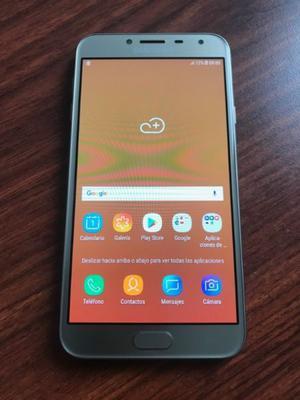 Vendo Samsung J4 32GB LIBRE IMPECABLE