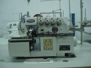 overlock industrial de 4 hilos Typical GN-794 nueva,