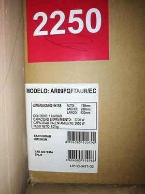 AIRE ACONDICIONADO SAMSUNG +impresora HP laser con scanner