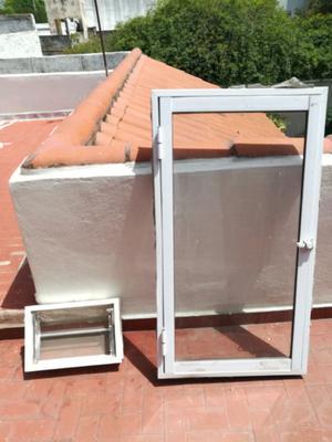 Aberturas aluminio usadas