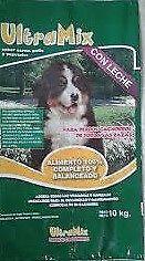 Alimento Perro Cachorro ULTRAMIX - X 10 Kg