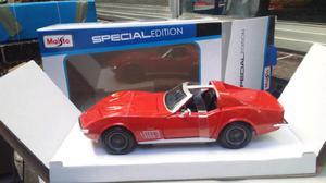 Coleccionables *** vende Chevrolet Stingray 1970