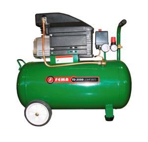 Compresor de aire FEMA 50 lts