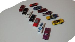 Hot Wheels Autos Surtidos Original Mattel USADOS Y NUEVOS.