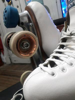 Patines profesionales nro 38
