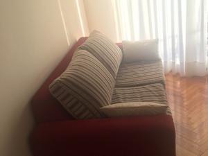 Sofa cama usado. Impecable. 1,70x0,90