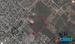 VENTA LOTE DE TERRENO DE 3,9 ha, BARRIO 12 DE OCTUBRE-BAHIA