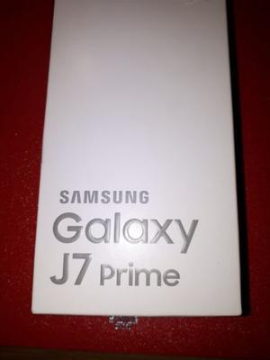Vendo Celular Samsung Galaxy J7 Prime Libre de Fábrica,
