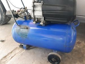 vendo compresor aire 50 litros 2.5 hp cambio por celular