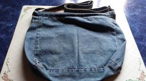 Bolso de Jeans y cartera de jeans