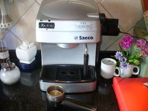 CAFETERA EXPRESS SAECO IMPORTADA ITALIANA CAFETERA EXPRESS