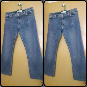 Jeans oxford rapsodia elastizado talle 44 joya vintave