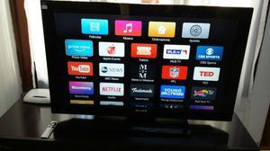 """Vendo tv led Sony Bravia 32"""" + Appletv 3º generación"""