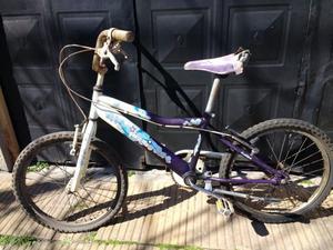 Bicicleta De Nena Usada Rodado 16