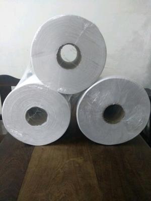 Bobinas de papel doble hoja
