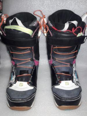 Botas Snowboard DEELUXE ¡Vendo por Viaje!