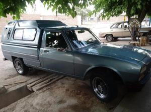 Peugeot 504 Pick-Up 1986