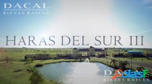 Terreno en venta en Haras Del Sur 3