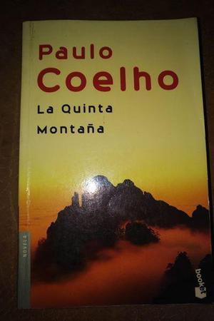 La quinta montaña de Paulo Coelho