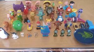 Lote de juguetes de mc donals