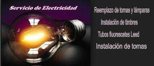 SERVICIO DE ELECTRICIDAD DOMICILIARIA