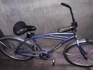 Vendo bicicleta playera rod 26 en muy buen estado