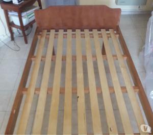 Vendo cama colchon 1, 12 plaza